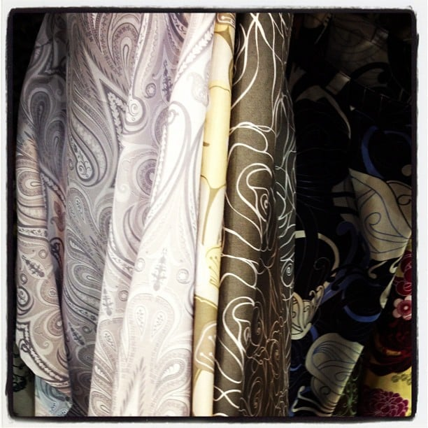 Bebé au Lait is expanding its collection to include beautiful new patterns with a neutral gray theme.
