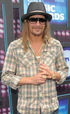 PopSugar Poll —Kid Rock Details His Attempted Mooning in Court —Hilarious or Gross?