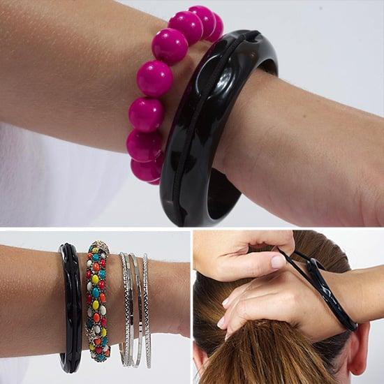 Hair Bangles: Bracelets That Hold Hair Elastics