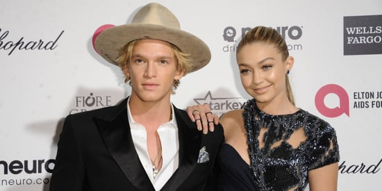 Cody Simpson Dishes On Stripping Down With Gigi Hadid For Mario Testino's Towel Series