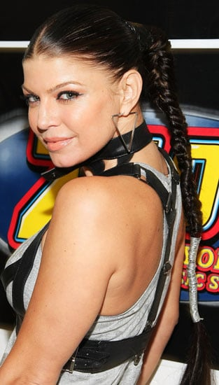 Pictures of Fergie's Braid