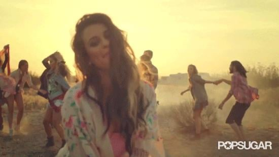 I want in on this lost Coachella party. When is it going to be Summer?!