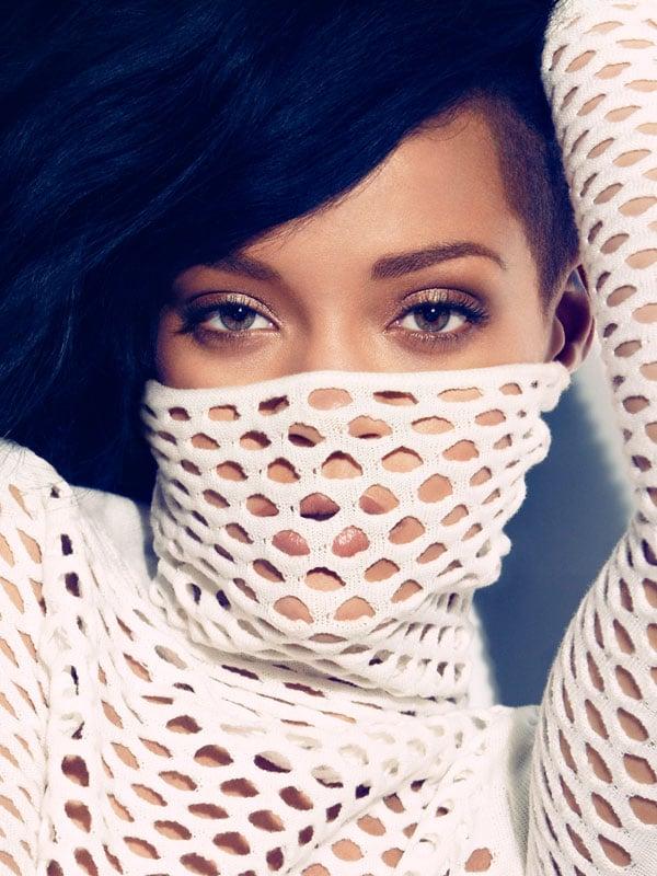 Rihanna Talks Rebellious Tattoos and Missing Her Ass in Bazaar
