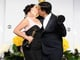 "The husband-and-wife team behind Frozen's ""Let It Go,"" Robert Lopez and Kristen Anderson-Lopez, had a hot makeout after winning their Oscar."