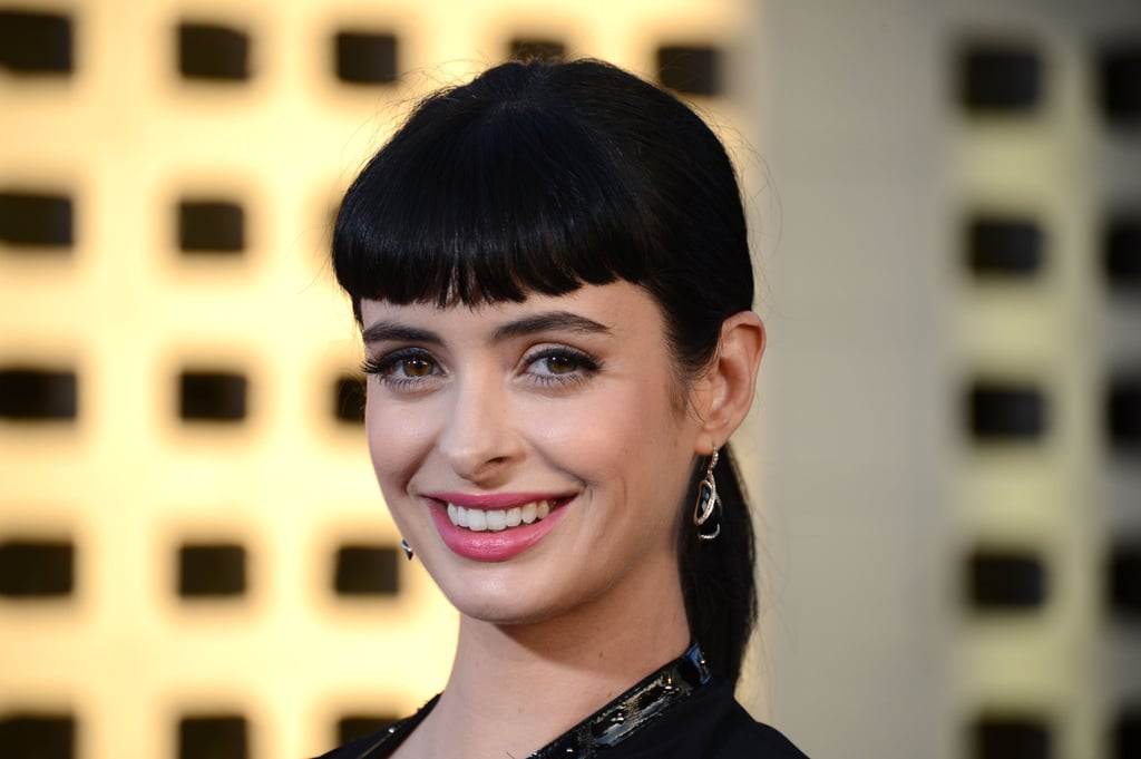 Krysten Ritter arrived at the True Blood premiere in Hollwyood.