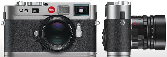 Leica M9 Digital Camera Revealed This Week With an $8000 Price Tag