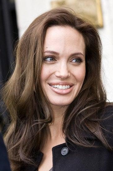 Angelina Jolie Says She's Pregnant!