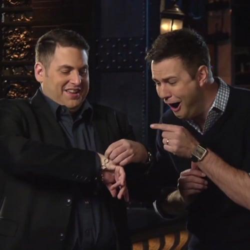 Jonah Hill's SNL Promos 2014