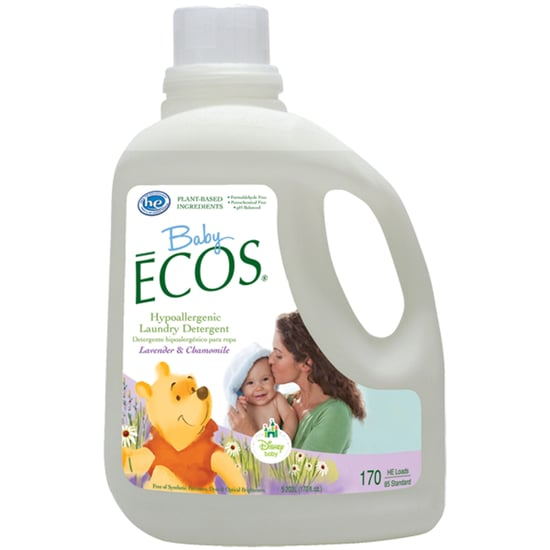 Eco-Friendly Laundry Detergents For Baby