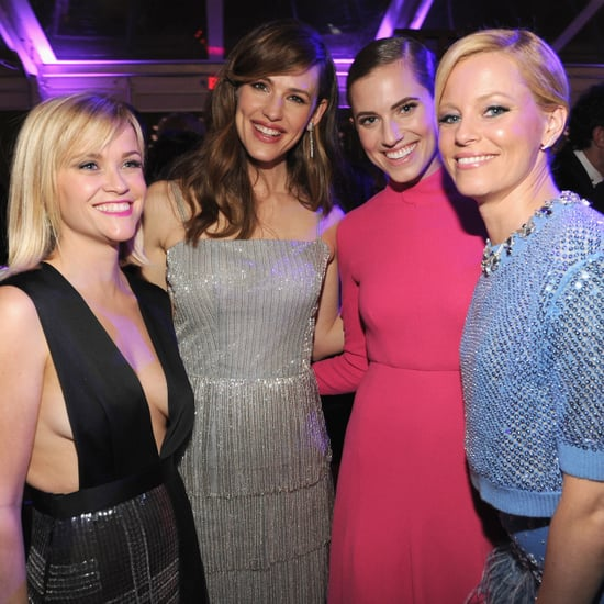 Celebrities Inside the Vanity Fair Oscars Afterparty 2014