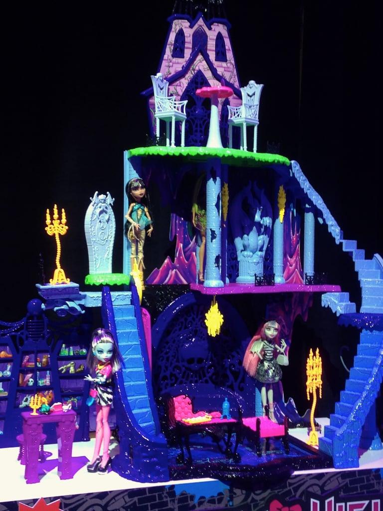 Monster High Catacomb