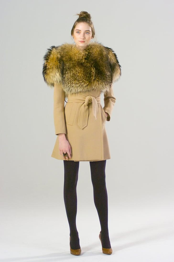 New York Fashion Week: Behnaz Sarafpour Fall 2010