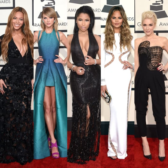 Best Dressed at the Grammys 2015