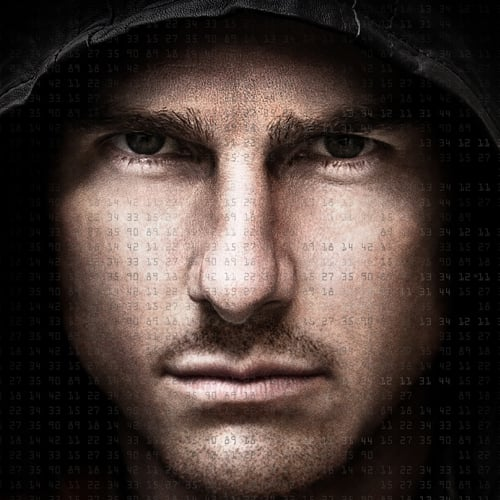 Mission: Impossible 4 Tom Cruise Poster