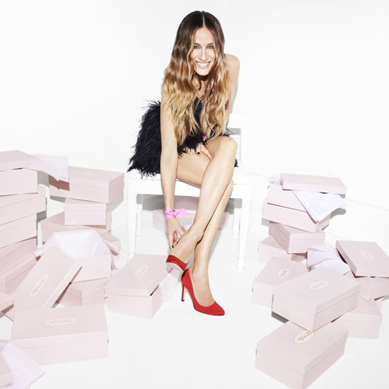 Sarah Jessica Parker's Got Award-Winning High Heels
