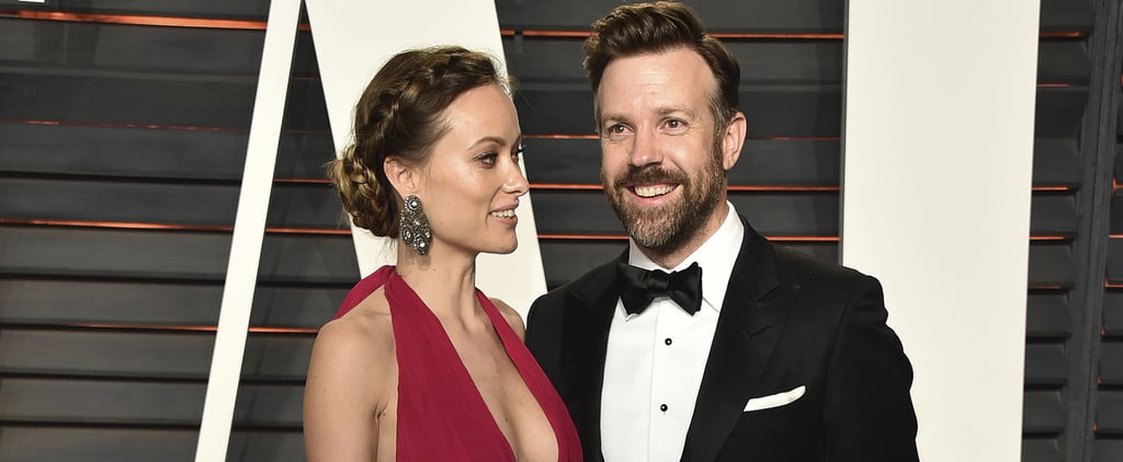 43 Sweet Moments Between Jason Sudeikis and Olivia Wilde That Will Steal Your Heart