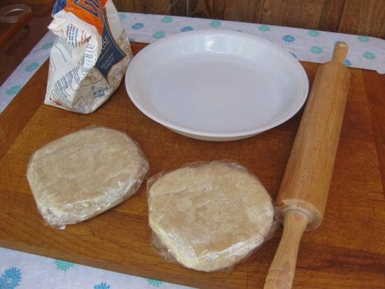 Pie Crust (Pate Brisee)