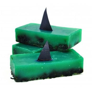 Lush Launches Shark Fin Soap