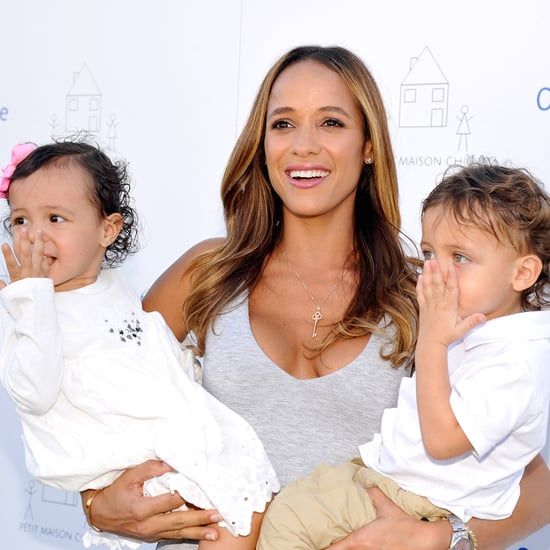 Dania Ramirez Attends Operation Smile Event With Her Twins