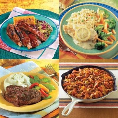 Campbell's Summer Recipes