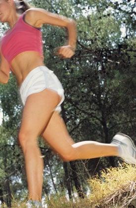 Tips For Running Downhill