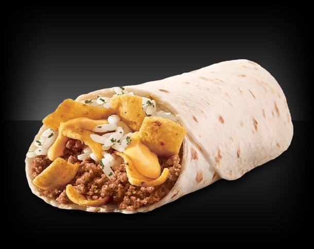 Does a Beefy Fritos Burrito Look Awesome or Awful?