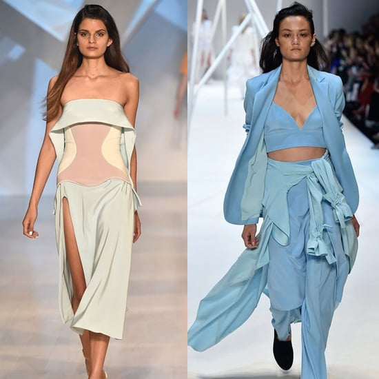 Colour Trends from Spring Summer 2014 2015 Fashion Week