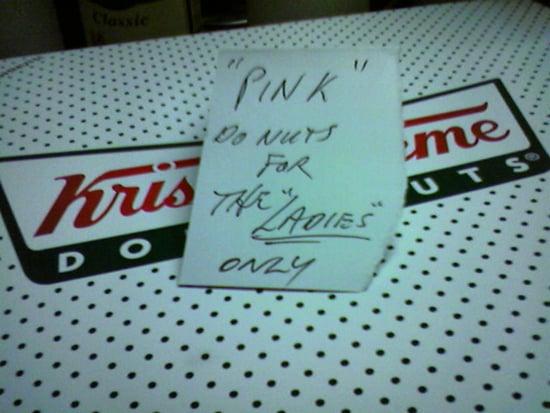 Krispy Kreep Is More Like It