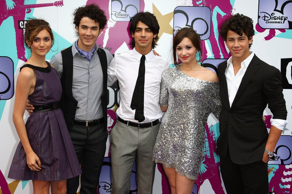 She's Incredibly Proud of Her Former Disney Channel Costars