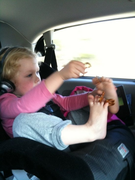 Laugh: Our kids do some really silly things, and sometimes you just have to laugh about them.