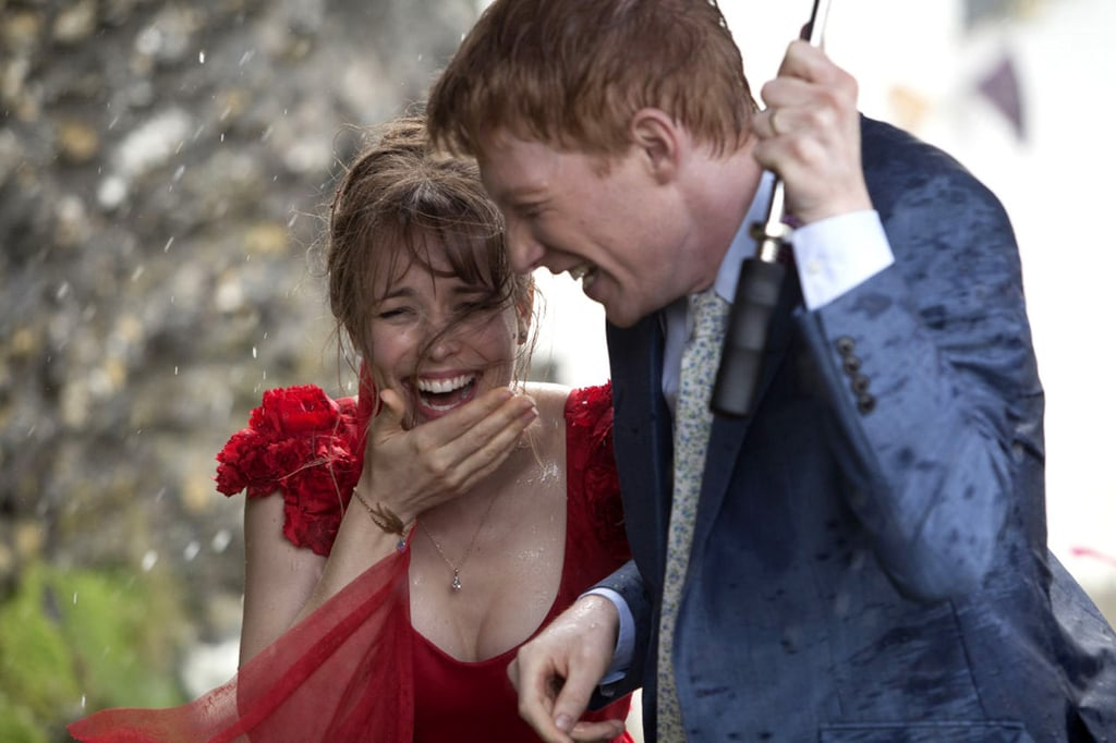 About Time  What it's about: A young time traveler (Domhnall Gleeson) adjusts his life, thinking a girlfriend (Rachel McAdams) will solve all his problems. Why we're interested: Time traveling movies are always fun, and aren't we all a sucker for Rachel McAdams in a romance? When it opens: Nov. 1 Watch the trailer for About Time.
