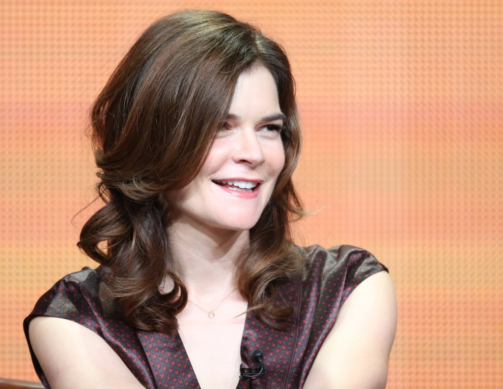 "Betsy Brandt ""I would have shanked all the actors."" — On how far she would have gone to get her role on The Michael J. Fox Show, during their panel"