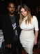 Kim Kardashian and Kanye West attended the Dream For Future Africa Foundation's inaugural gala.