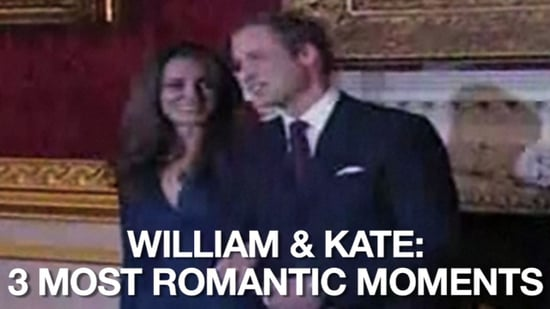 Video of Prince William and Kate Middleton Talking After the Engagement Announcement 2010-11-17 00:13:43