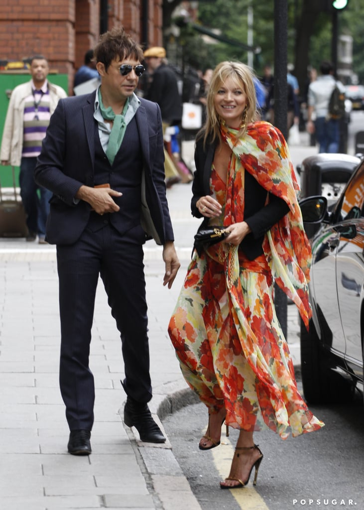 Kate Moss and Sienna Miller Pair Up For a Pal's London Wedding