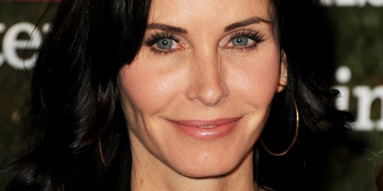 Courteney Cox Was Actually Kind Of Jealous Of 'The Rachel' Haircut