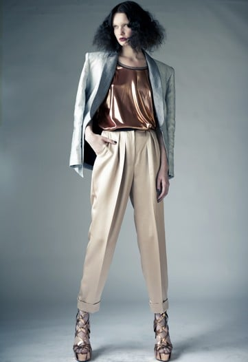 2010 Cruise Trend: Trousers