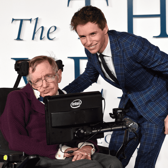 Stephen Hawking Reacts to Eddie Redmayne's Oscar Win 2015