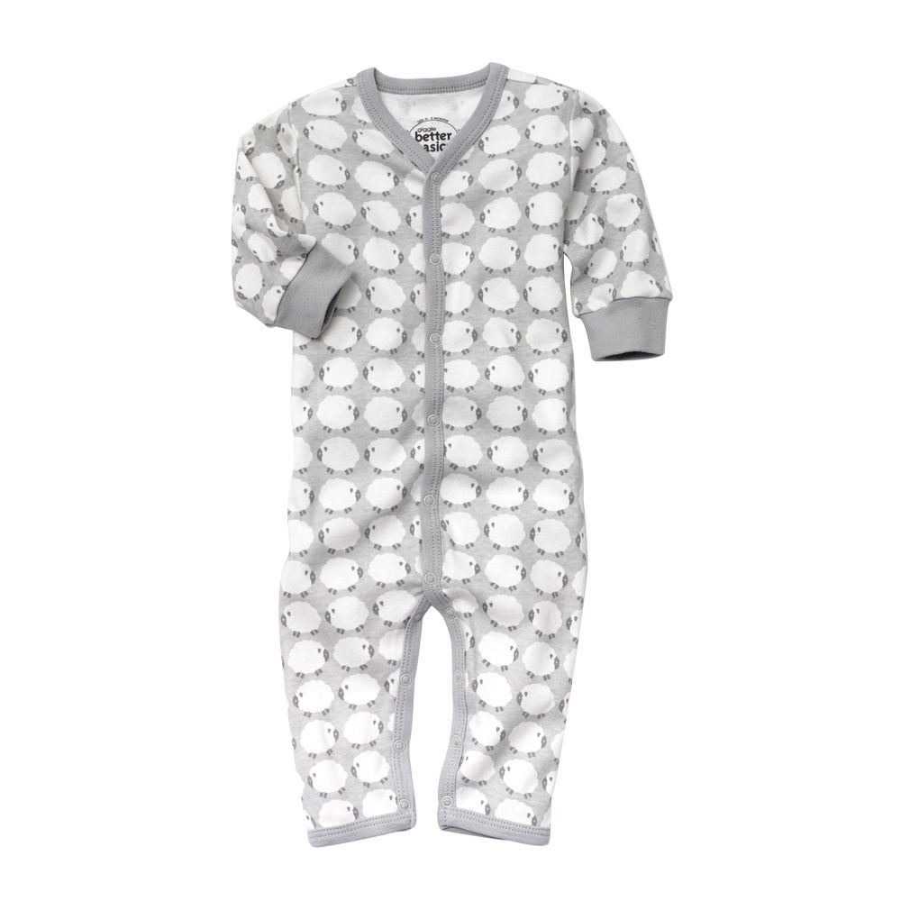 Giggle Better Basics Long Sleeve Coverall