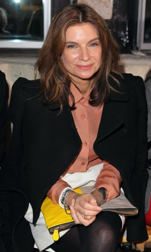 Interview with Natalie Massenet at London Fashion Week Autumn Winter 2011 2011-02-21 14:36:54