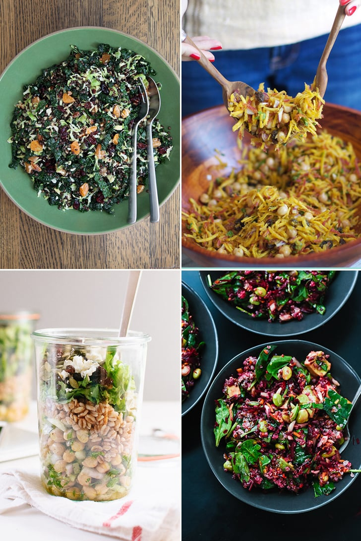 50+ Fresh Winter Salads to Fight Holiday Excess