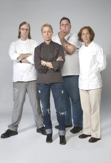 Celebrity Chef Contestants Announced For Bravo's Top Chef Masters
