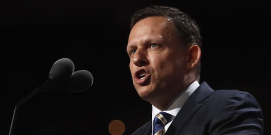 No, Peter Thiel Didn't Win Any War Against 'Outing' -- And He Never Will