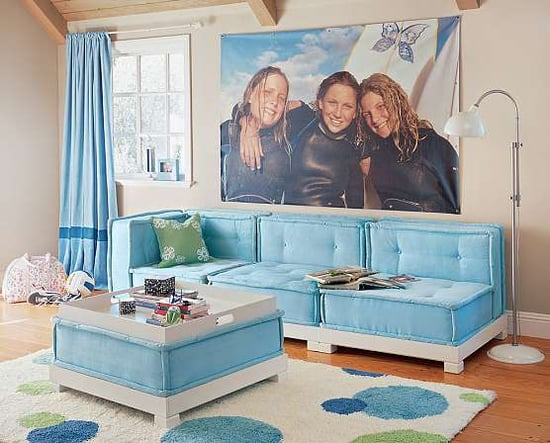 Simple Style: Make Your Own Wall Mural