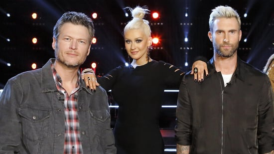 Christina Aguilera Mocks Adam Levine and Blake Shelton After Her 'Voice' Win: See the Funny Video!