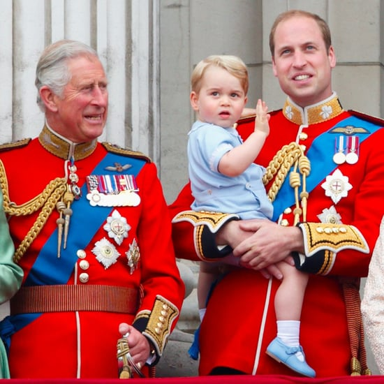 Prince Charles Talks About Prince George Interview 2015