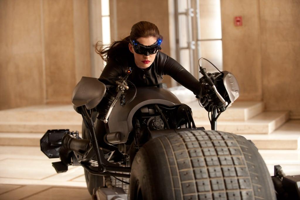 She believes in feminist superheroes.
