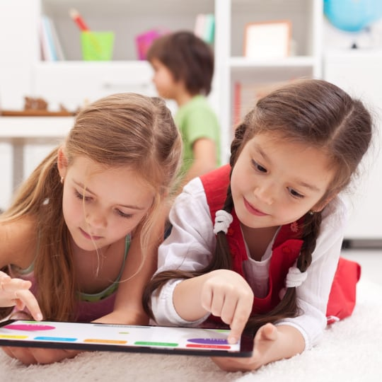 Montessori-Based Learning Apps For Kids