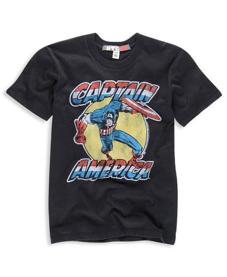 Captain America Tee ($14)