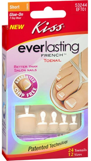 Using Fake Toenails to Get Pretty Feet